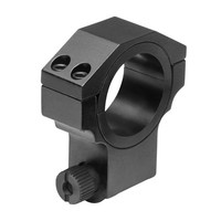 "Ruger Ring 30mm 1"" High, Black"