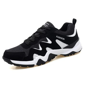 New Arrival Running Shoes Men Sneakers Spring Autumn Winter Sport Outdoor Breathable Walk Run Shoes For Male Athletic Cool Shoes