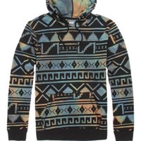 On The Byas Dorain Splash Tie Dye Hoodie at PacSun.com