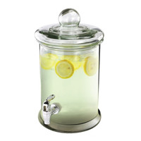 Classic Glass Beverage Dispenser