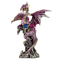 Park Avenue Collection Lifegiver Dragon Statue