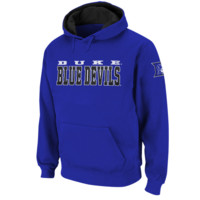 Duke Blue Devils Pullover Hoodie Sweatshirt - Duke Blue