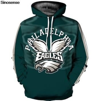 Philadelphia Eagles Hoodies Men Women Hoodie Sweatshirt 2018 Tra fc5c4ad97
