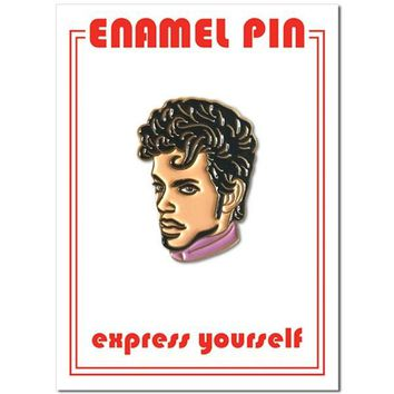 THE FOUND PIN - PRINCE