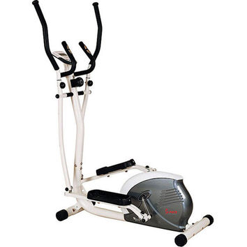 Sunny SF-E906 Magnetic Elliptical Trainer Grey