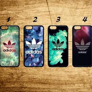 Adidas Fan Sport Case Cover For Apple Iphone Samsung Galaxy S A J All Models