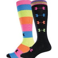Under Armour Women's Recur Neon Socks - Dick's Sporting Goods