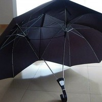 Two Person Umbrella - $55 | The Gadget Flow