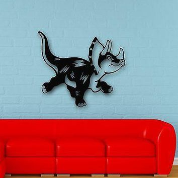 Wall Stickers Vinyl Decal Dinosaur Children's Room Baby Nursery Unique Gift (ig639)