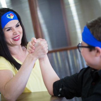 Autism Awareness Headband