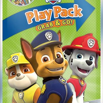 Paw Patrol Grab and Go Playpack - CASE OF 96