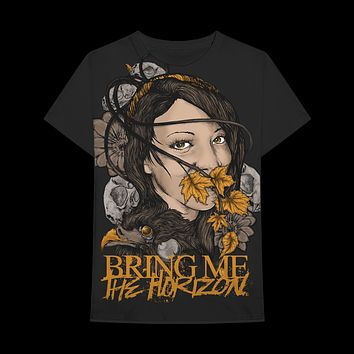 Bring Me The Horizon | Lady Of Life T-Shirt