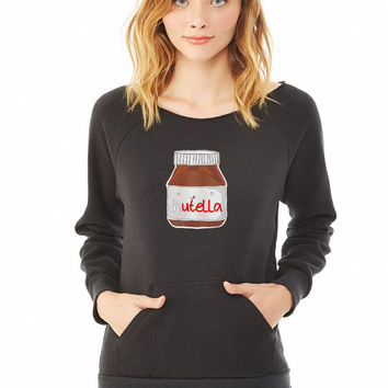 Nutella miller 92ladies sweatshirt