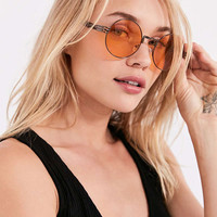 Vintage Stardust Round Sunglasses | Urban Outfitters