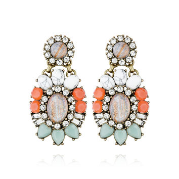 Heritage Blossom Convertible Earrings | cilooks.com