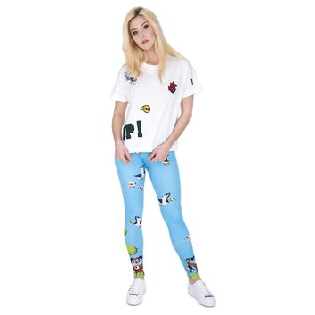 Duck Hunt Leggings