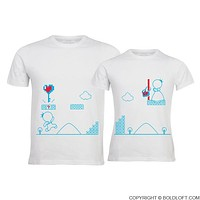 Key To My Heart™ His & Hers Matching Couple Shirts