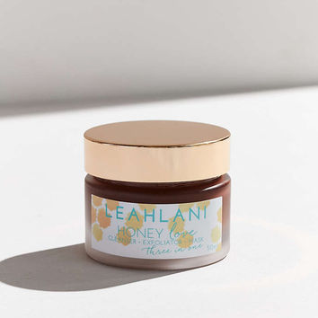 Leahlani Skincare Honey Love 3-In-1 Cleanser Exfoliator Mask - Urban Outfitters
