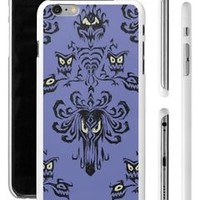 CUSTOM MADE Disney Haunted Mansion Wallpaper iPhone 4 4s 5 5s 6 Plus Phone Case