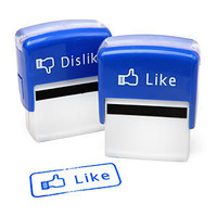 Like/Dislike Stamp Set