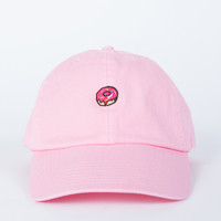Donut Patched Cap