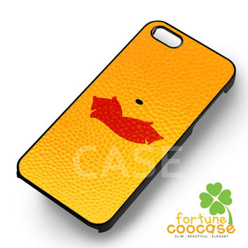Winnie the Pooh -end for iPhone 6S case, iPhone 5s case, iPhone 6 case, iPhone 4S, Samsung S6 Edge
