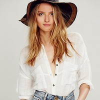 Free People Womens West Hat