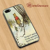 Winnie the pooh 3 custom case for all phone case