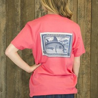 The Stamp Tee - Southern Tide - T-Shirts