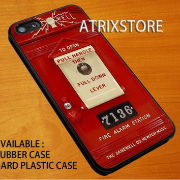 fire alarm box,Accessories,Case,Cell Phone,iPhone 5/5S/5C,iPhone 4/4S,Samsung Galaxy S3,Samsung Galaxy S4,Rubber,24-06-23-Xm