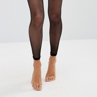 ASOS Footless Fishnet Tights at asos.com