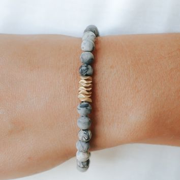 Breaking Wave Bracelet