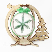 christmas ball, star ornament, holiday decoration, keepsake christmas, custom, handmade christmas snowflake, christmas tree ornament