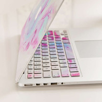 Unicorn Magic Keyboard Cover - Urban Outfitters