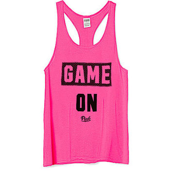 Ultimate Tank - PINK - Victoria's Secret