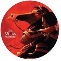 Various Artists Songs From Mulan (Various Artists) Picture Disc Vinyl LP on ImportCDs
