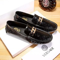Versace Fashion Casual Flats Shoes