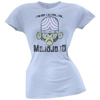 Powerpuff Girls - I am Mojojojo Juniors T-Shirt