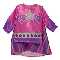 Melissa & Doug Super Heroine Role Play Costume Set
