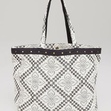 AMUSE SOCIETY - Coastal Love Affair Tote | Black