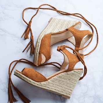 Escape Espadrilles Wedge
