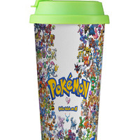 Pokemon 34 Double Wall Mug, Custom Double Wall Mug, Custom Double Wall Cup