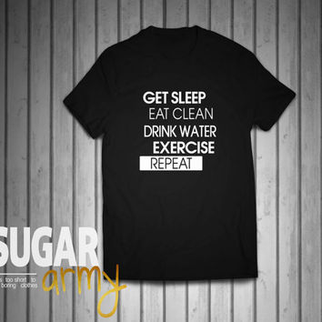 Fitness tshirt, fitness clothes, motivational tshirt, sport tshirt, zumba shirts, inspirational tshirt, motivational shirts, quotes on shirt