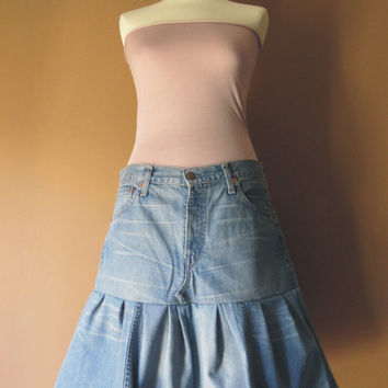 Your Ruffle Skirt by TheButterfliesShop on Etsy
