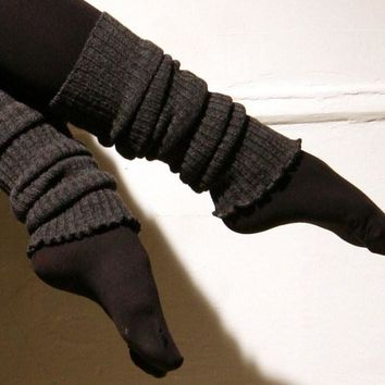 Leg Warmers, Double As Arm Warmers High Quality Stretch Knit KD dance New York Made In USA