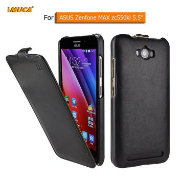 ASUS Zenfone MAX zc550kl Case flip leather cover for Asus Zenfone Max Phone cases back cover Shell mobile phone accessories