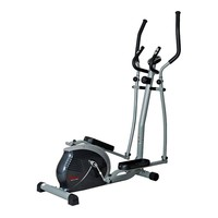 Sunny Health & Fitness Elliptical Trainer (Grey)