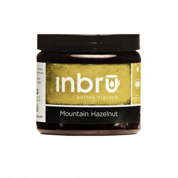Inbru Mountain Hazelnut Coffee Flavoring