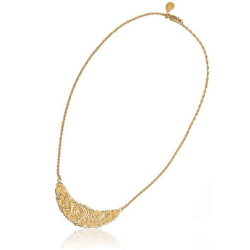 Honor Your Soul Necklace • Gold Vermeil