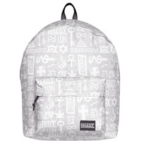 SHADE Hieroglyphics Print Backpack - SHADE London | The official website and online store for SHADE London